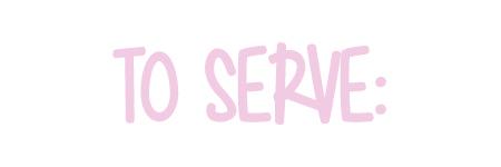 To Serve-01